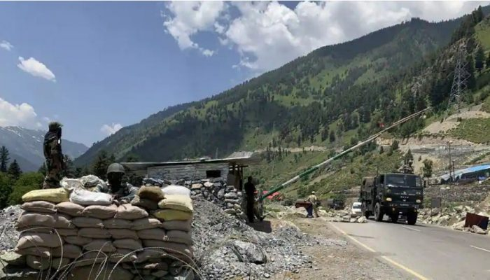 'No restrictions on the usage of firearms': India gives soldiers freedom alongside LAC in adverse times