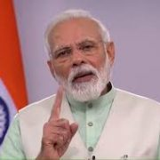 Those who stare evil eye on Indian soil will be give befitting reply: PM Modi