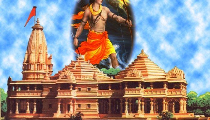 Ram Temple Trust invites PMModi to lay foundation stone . ram mandir news
