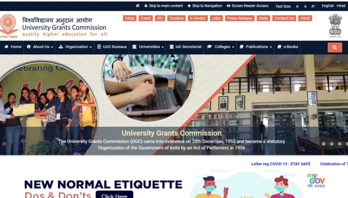 UGC said  last year exam 2020 will be held by September,2020