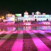 Ayodhya Bhumi Pujan, Ayodhya, Ayodhya darsan