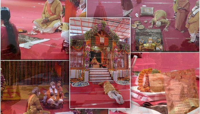 'Lord Ram living in tents for years, will finally get a temple': PM Modi ,ram mandir,shri ram ayodhya