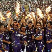 Kolkata Knight Riders a Team with Extraordinary Faces
