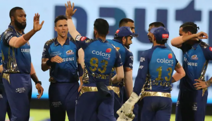 IPL 2020 : MI vs KKR , MI fabulous win with 49 runs over KKR