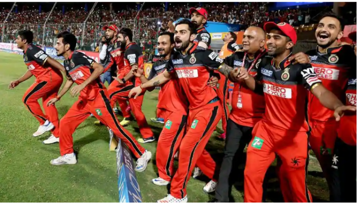 RCB and there current team players in IPL 2020