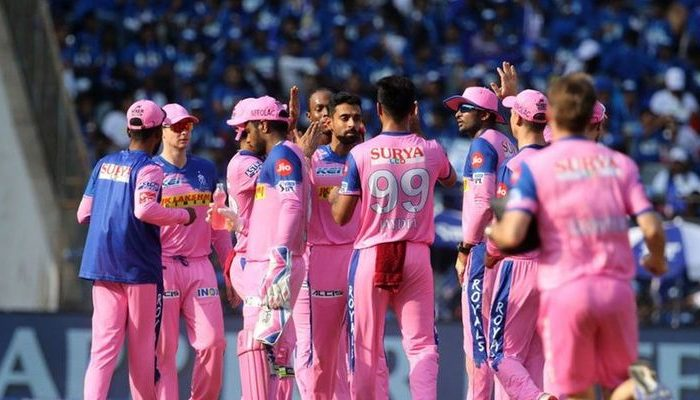 "Rajasthan Royals Team can be a ""dark horse"" in IPL 2020"