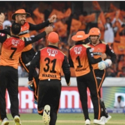 Sunrisers and  its Squad in IPL 2020
