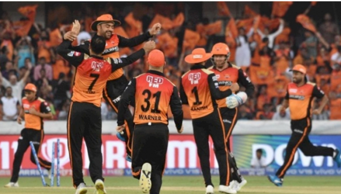 Sunrisers and  its Squad in IPL 2020