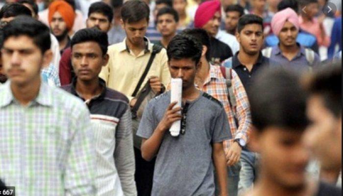 Govt job aspirants protest delay in results